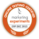 Marketing Experiments Online Testing Certified Professional